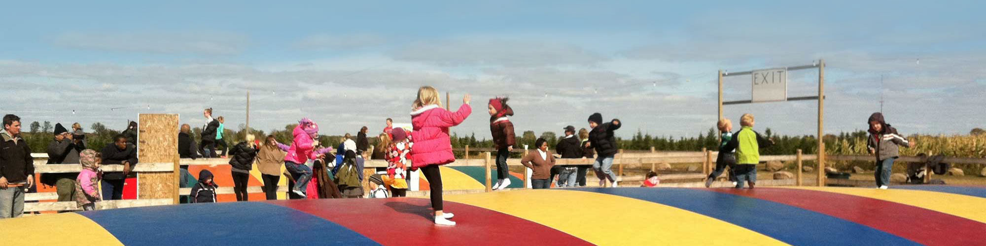 Tons of Family Fun is in store at the fall fun Richardson Adventure Farm