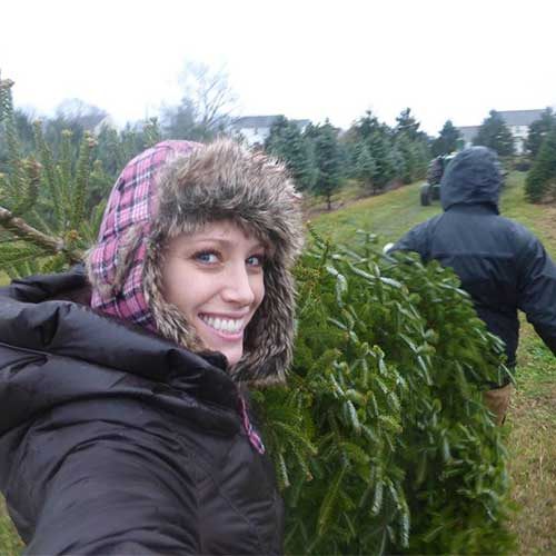 Choose And Cut Christmas Trees At Richardson Adventure